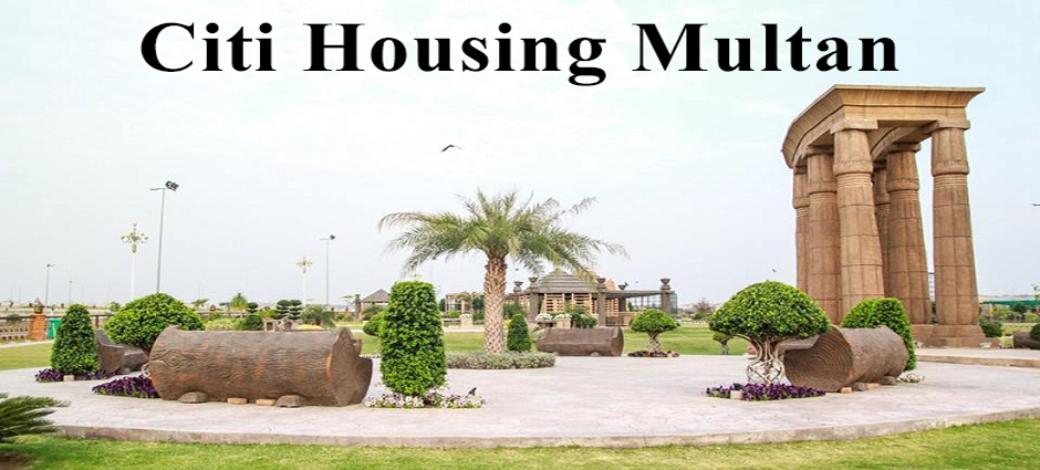 Al Ghaffar Builders in Citi housing Multan