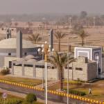 Citi housing Multan Masjid-e-Ishaq