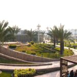 Citi housing Multan Theme Park lake
