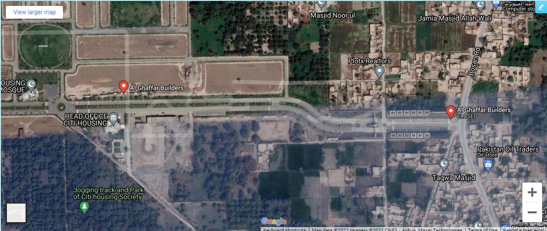 Al Ghaffar Builders location on map